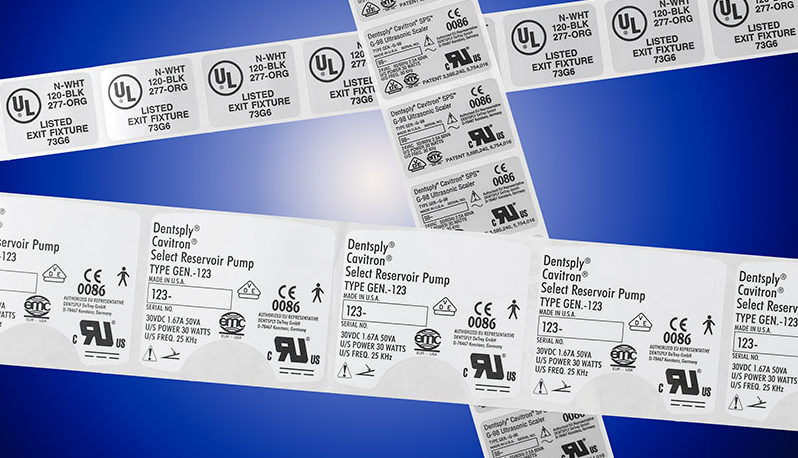 Ul Csa Labels Star Label Products